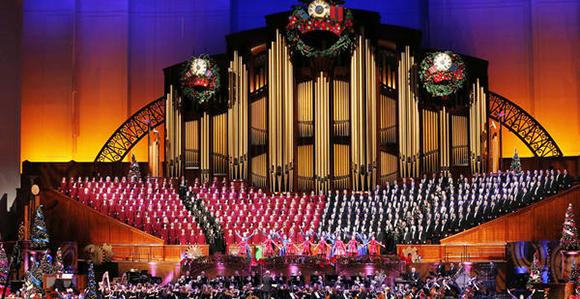 Lds Christmas Concert.Mormon Tabernacle Choir 2015 Christmas Concert Church News