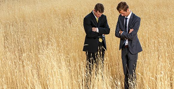 Resultado de imagen de misioneros lds