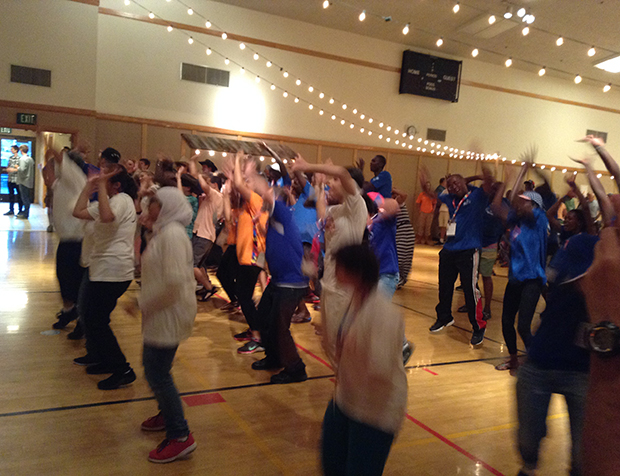 Special Olympic athletes excited for state contest | Mason ... |Special Olympics Dance