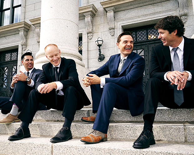 Face to Face with the Piano Guys - Church News and Events