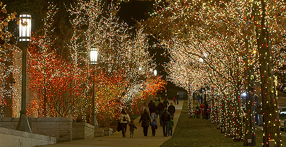 Temple Square Salt Lake City Christmas Lights.2015 Temple Square Christmas Lights And Concerts Church