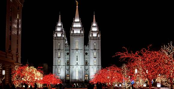 2015 Temple Square Christmas Lights and Concerts - Church News and ...