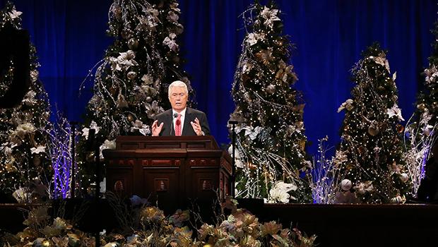 First Presidency's Christmas Devotional Begins Season for LDS ...