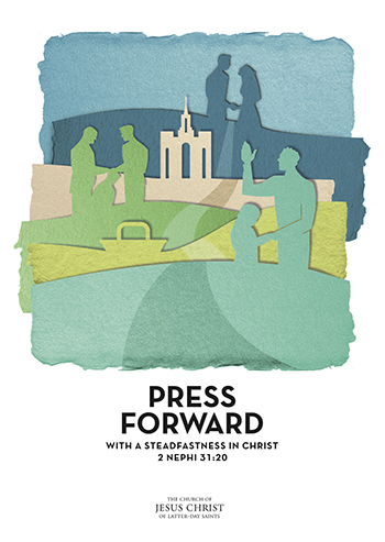 "2016 Mutual Theme Resources Help Youth ""Press Forward"