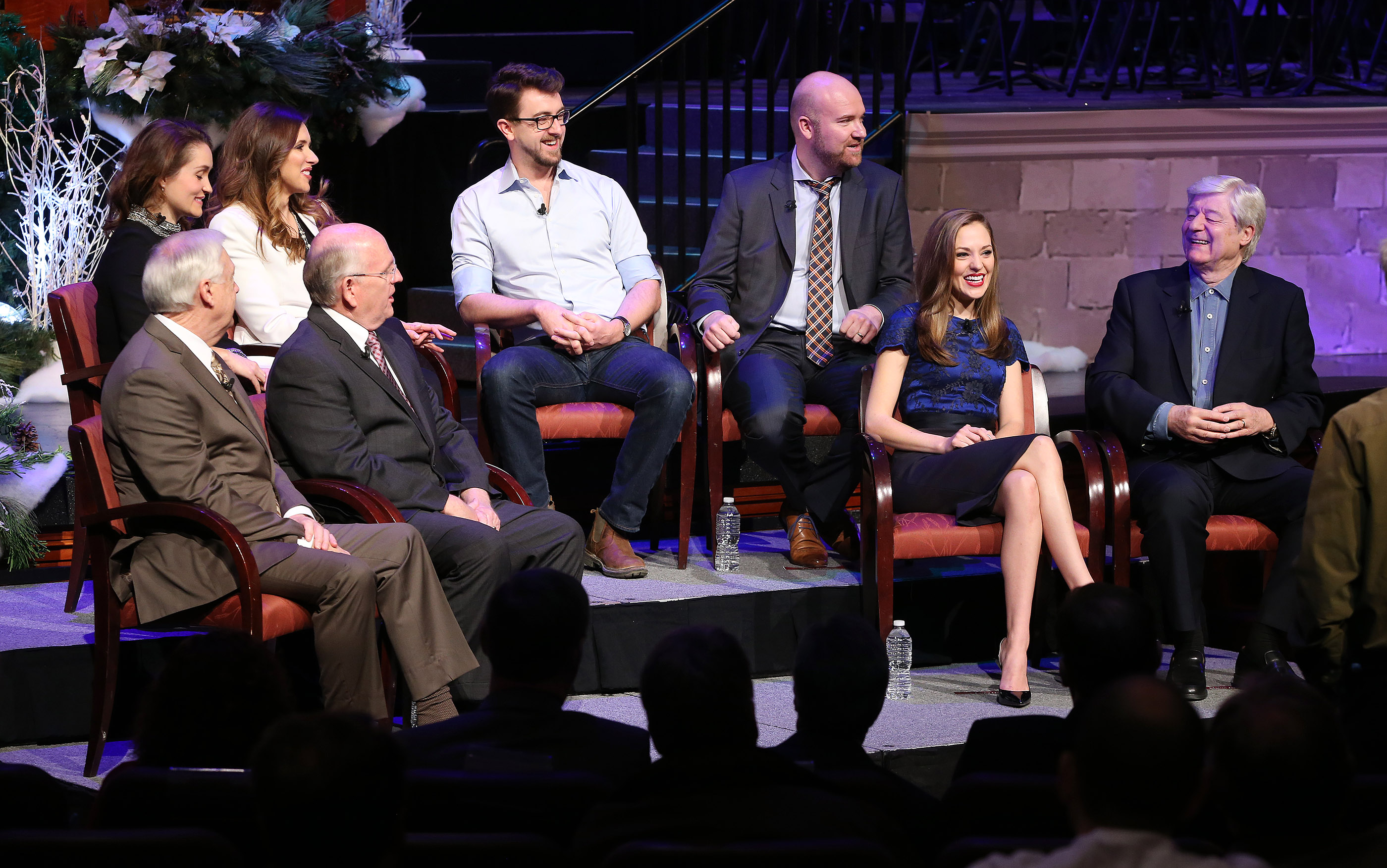 Tabernacle Choir, Orchestra Concert Features Laura Osnes
