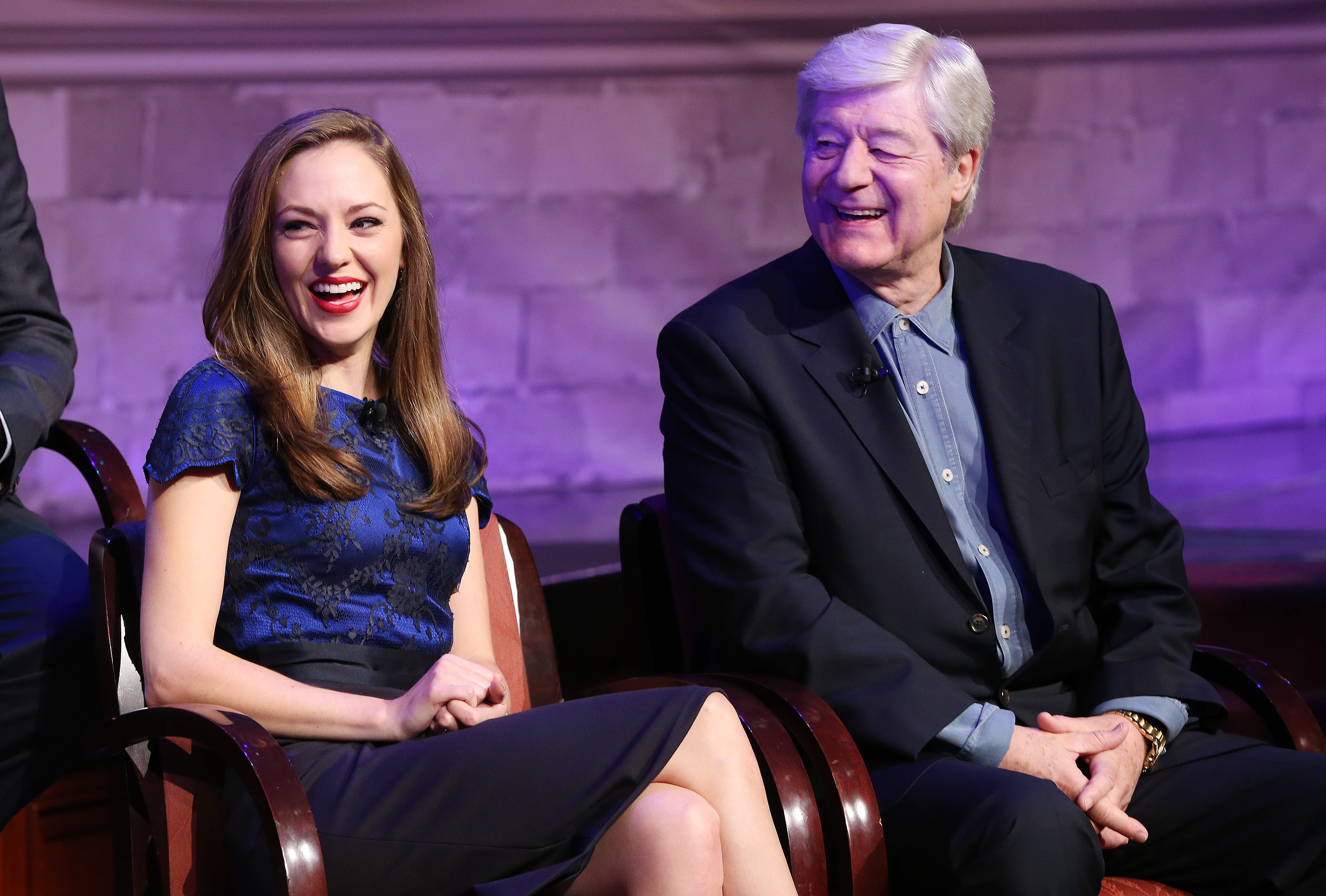Tabernacle Choir, Orchestra Concert Features Laura Osnes, Martin