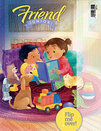 Friend Magazine Adds New Section for Younger Children - Church News ...