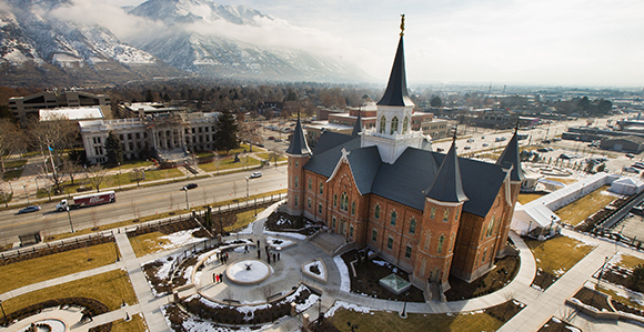 Provo City Center Temple Open House And Dedication