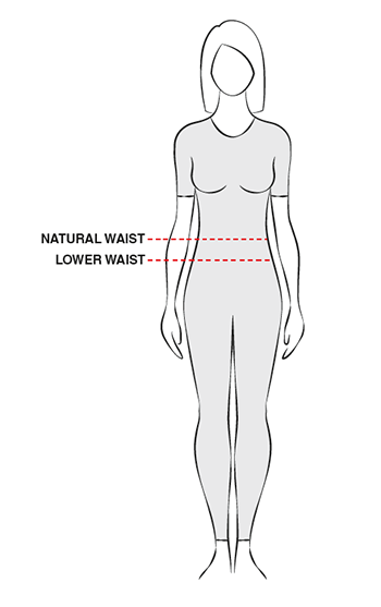Lower Natural Waist on Lds Garments Distribution Center Temple