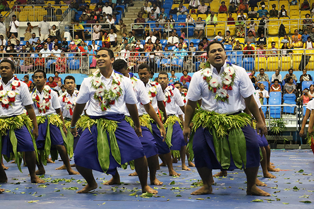 Cyclone Disrupts Suva Fiji Temple Youth Cultural Celebration