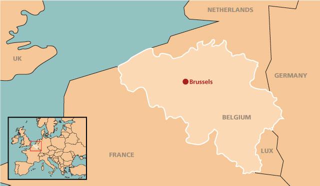 Families of Missionaries Injured in Belgium Explosion