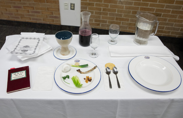 Prayers, Scriptures Shared at BYU\'s Annual Passover Seder Service ...