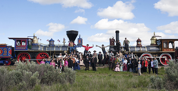 BYU History Professor Keynotes Golden Spike Commemoration
