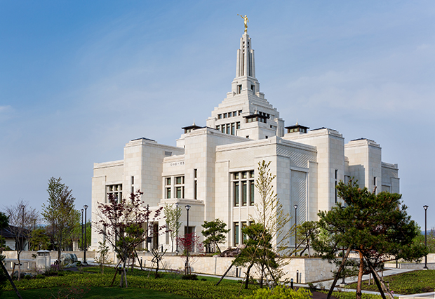 See Inside New Sapporo Japan Temple Opening Friday For