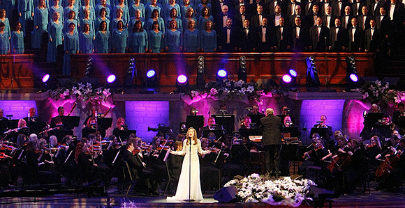 Lds Christmas Concert.Mormon Tabernacle Choir Changes Ticketing Process For