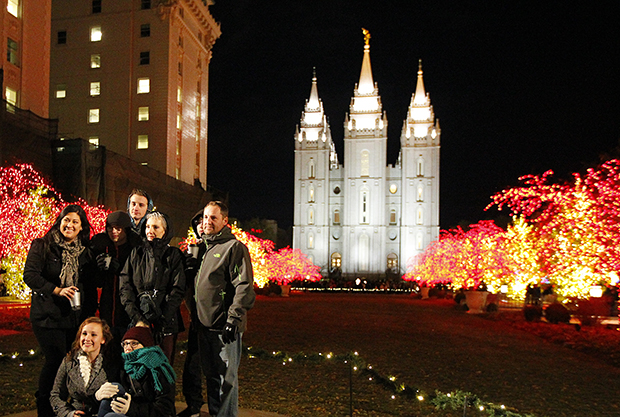 2016 Temple Square Christmas Lights and Concerts - Church News and ...