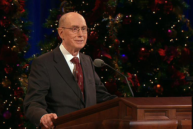Christmas Devotional: President Eyring Shares Three Ways to ...