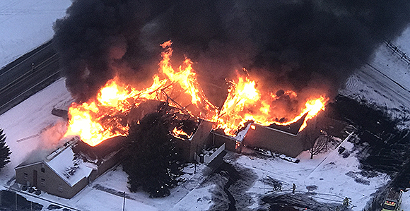 Fire Destroys Beloved LDS Meetinghouse in Idaho - Church ...