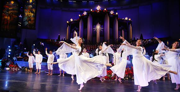 Christmas In Latin America.Luz De Las Naciones Celebrates Latin America Christmas