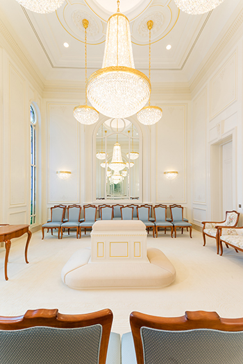 See Inside The New Paris France Temple Church News And