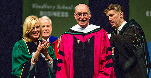Uvu Graduation 2020.Draw Courage From Accomplishments President Eyring Tells