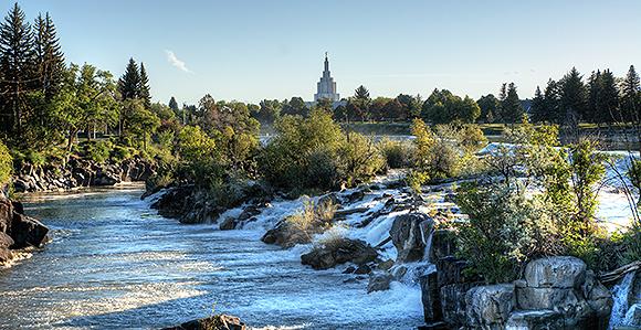 Idaho Falls Idaho Temple Rededicatory Prayer