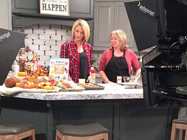 Debbie Kent Discusses Food Storage Cooking And Preparedness Tips On Good Things Utah Photo Courtesy Of