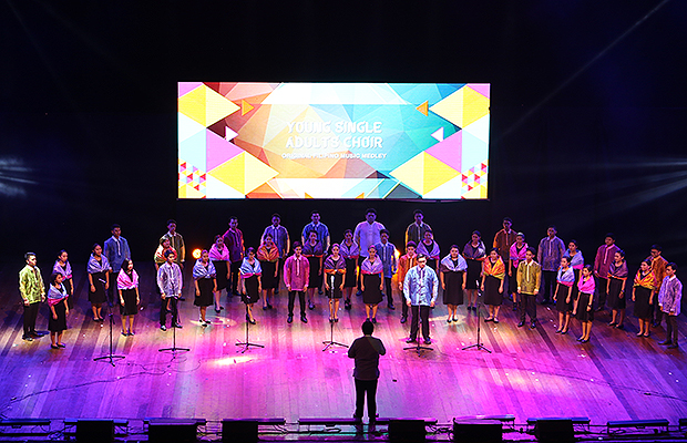 Filipino Latter-day Saints Celebrate Milestone of 100 Stakes