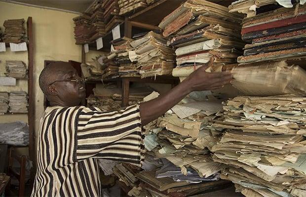 Church Preserves Precious Records of African Nation - Church