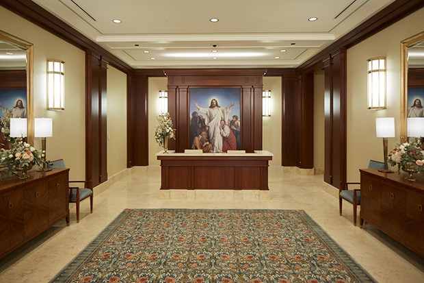 See Inside The New Meridian Idaho Temple Open House