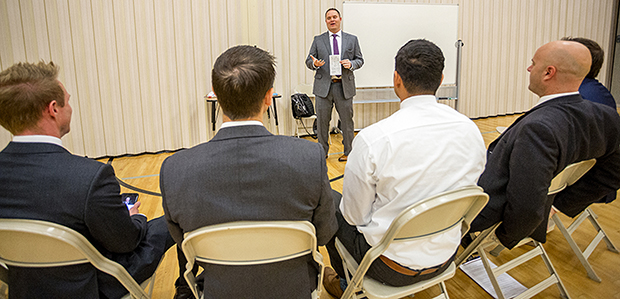  Mormon Elders Meeting