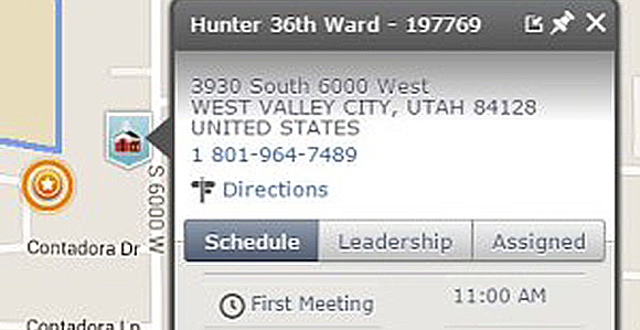 Quick Tip: Updating Ward and Branch Meeting Times on LDS.org ...