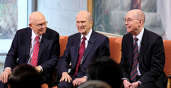 Learn More About The New First Presidency Church News