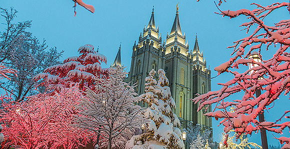 Lds Christmas Devotional 2020 2018 First Presidency's Christmas Devotional   Church News and Events