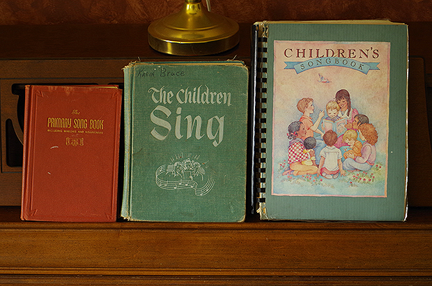 Church Announces Plans for New Hymnbook and Children's Songbook