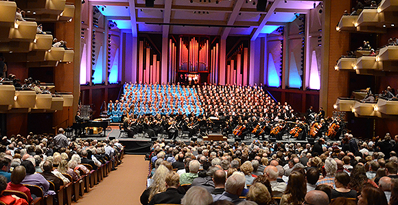 Mormon Tabernacle Choir Concludes 2018 Tour in Seattle ...