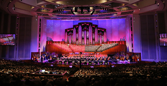 2019 Tabernacle Choir Christmas Concert 2019 Tabernacle Choir's Music for a Summer Evening: Pioneer Day