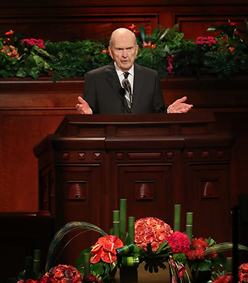 Coverage of the October 2018 General Conference Saturday Morning Session - Church News and Events