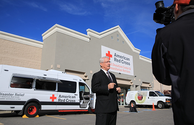 Church Donates $1 5 Million to the American Red Cross
