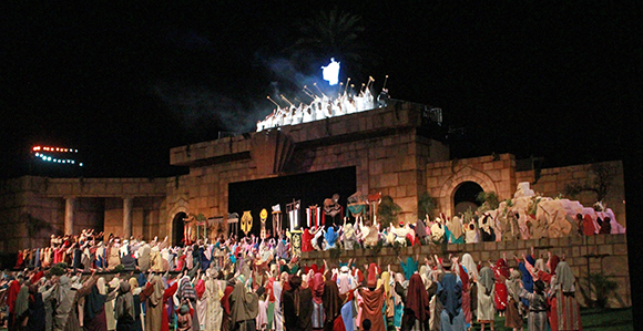 Hill Cumorah Pageant to Take a Final Bow in 2020—Here's ...