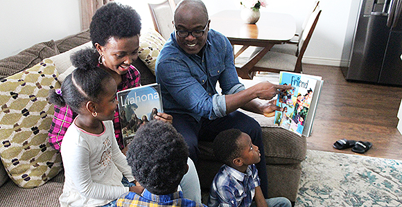 Liahona Magazine to Publish Freestanding Childrens Section in 2019