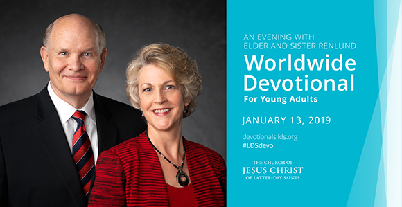 January 2019 Worldwide Devotional for Young Adults - Church News and Events