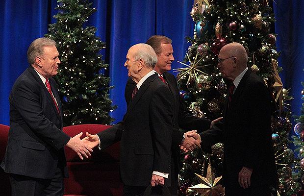 Lds Christmas Devotional.At Christmas Devotional President Nelson Addresses Four