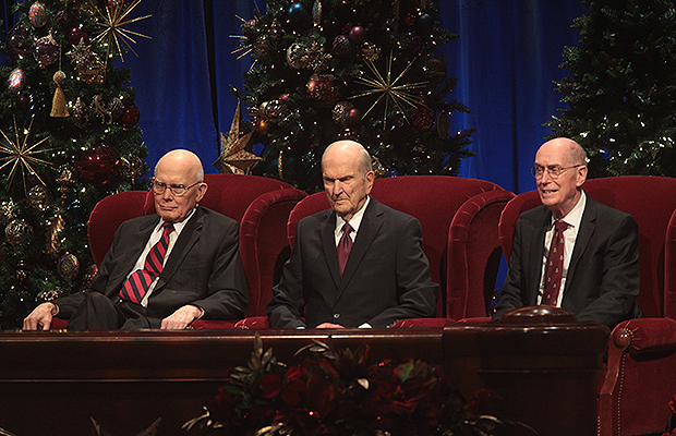 2019 Christmas Devotional Lds At Christmas Devotional, President Nelson Addresses Four Gifts