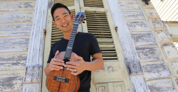 Viral Ukulele Musician Jake Shimabukuro to Keynote RootsTech 2019