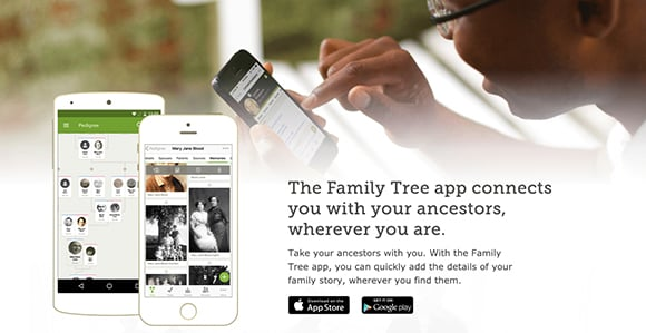 FamilySearch Tree Mobile App Enriches Lives and Makes Family