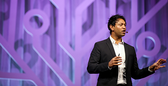 Saroo Brierley Speaks on Finding His Family and How to
