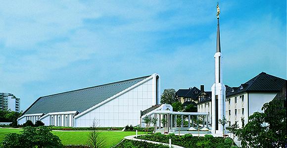 Дани отворених врата храма Франкфурт