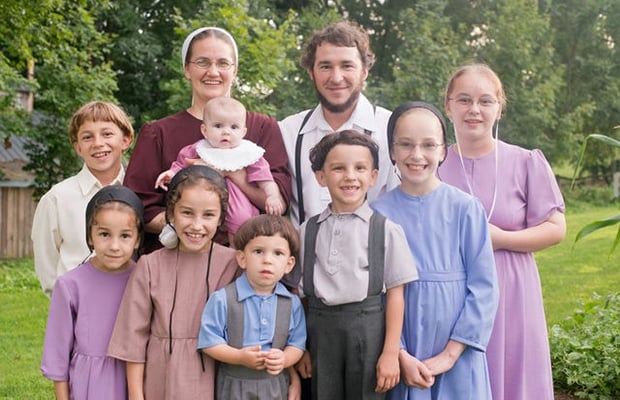How the Book of Mormon Spurred 3 Amish Families to Risk