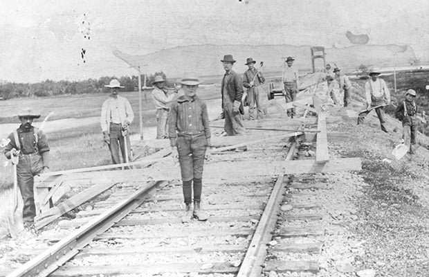 It's The 150th Anniversary Of The Golden Spike: Learn 12